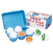 "Small World Toys® Egg and Shape Sorter Ball, 2 3/4""(Dia)"