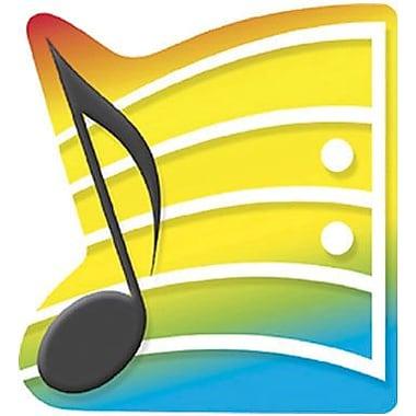 Trend Enterprises® Pre-Kindergarten - 5th Grades Mini Accents, Music