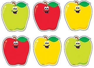 Trend® Mini Accents® Variety Packs, Apples