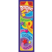 Trend Enterprises® Praise Words N Stars Bookmark, Grades Kindergarten - 6th