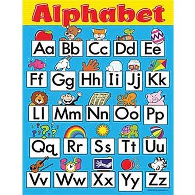 Trend Enterprises® Alphabet Fun Learning Chart