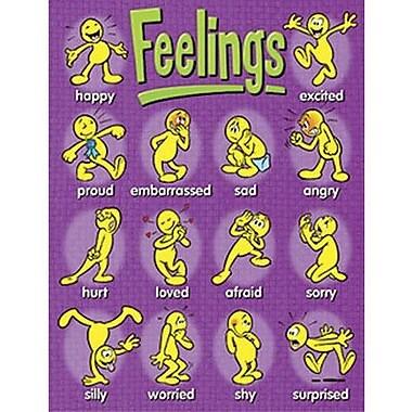 Trend Enterprises® Feelings Learning Chart