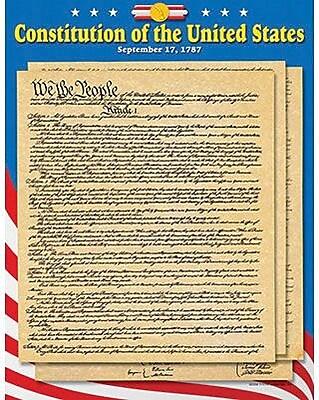 Trend Enterprises® U.S. Constitution Learning Chart