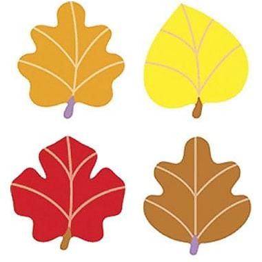 Trend Enterprises® SuperShapes Stickers, Autumn Leaves