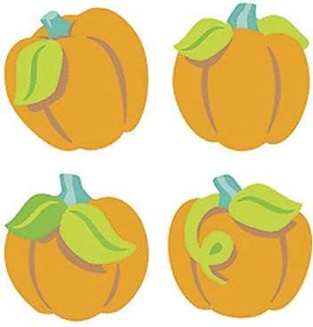 Trend® superShapes Stickers, Proud Pumpkins