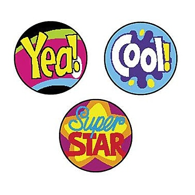 Trend® superSpots® Stickers, Cool Words