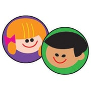Trend Enterprises® SuperSpots® Stickers, Trend Kid's
