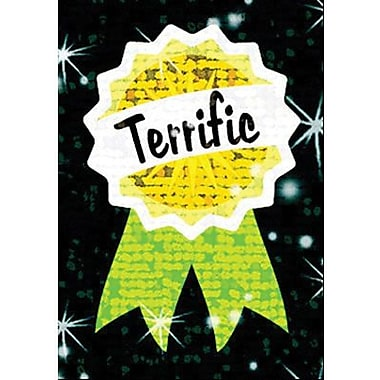 Trend Enterprises® Sparkle Stickers, Praise Ribbons