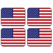 Trend Enterprises Applause Stickers, American Flag, 1200/Pack (T-71016)