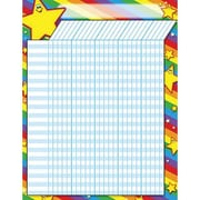 Trend Enterprises® Large Incentive Chart, Stars