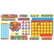 Trend Enterprises® Bulletin Board Set, Classic Calendar Duo