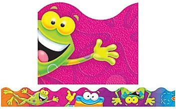 Trend® Terrific Trimmers®, Frog-tastic™ Frolic