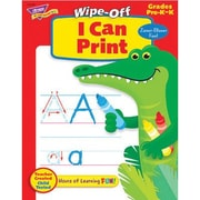 Trend® Wipe-Off® Book, I Can Print (Zaner-Bloser)