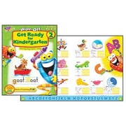 Trend Wipe-Off Book, Get Ready for Kindergarten Book 2 (Frog-tastic)