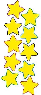 Teacher Created Resources Accents, Yellow Stars