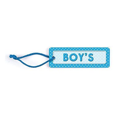Teacher Created Resources® Hall Pass, Polka Dots, Boy's