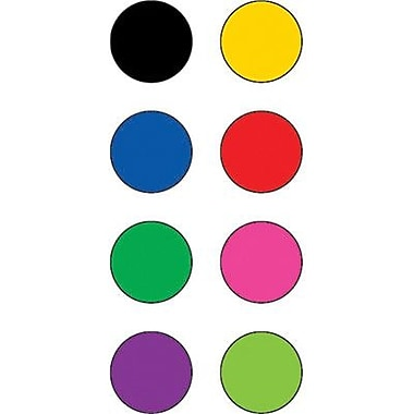 Teacher Created Resources Mini Stickers, Colourful Circles, 5280/Pack (TCR4820)