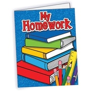 Teacher Created Resources® My Homework Pocket Folder