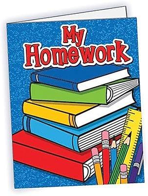 Teacher Created Resources® My Homework Pocket Folder