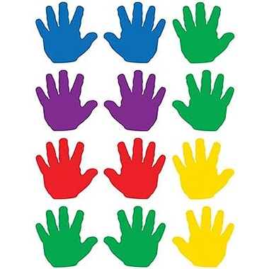 Teacher Created Resources® Toddler - 6th Grades Mini Accents, Handprints