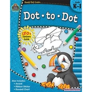 Teacher Created Resources Ready-Set-Learn, Dot-to-Dot, Grade K-1