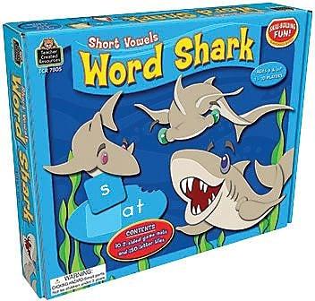 Teacher Created Resources® Short Vowels Game, Grades 1st - 2nd