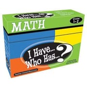 Teacher Created Resources® I Have, Who Has Math Game, Grades 1st - 2nd