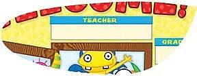 Teacher's Friend® Monsters Welcome Chart, Grades Pre Kindergarten - 5th