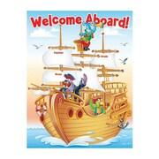 Teacher's Friend® Sea Adventure Welcome Chart, Grades Pre Kindergarten - 5th