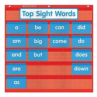 Teacher's Friend® Word Wall Pocket Chart