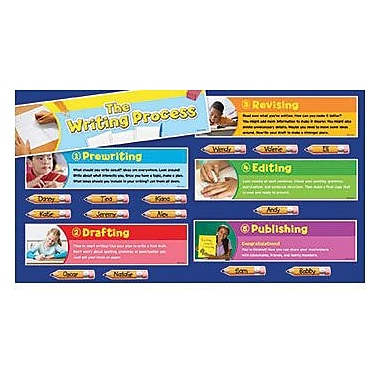 Teacher's Friend® Bulletin Board Set, Writing Process