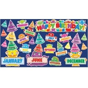 Teacher's Friend Mini Bulletin Board Sets, Monsters Birthday