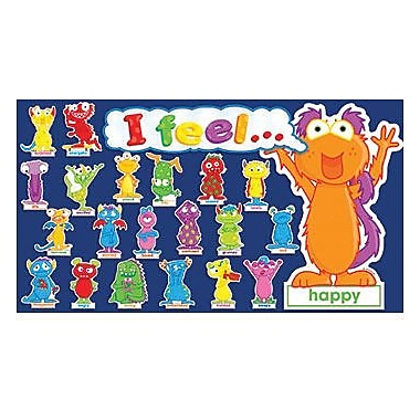 Teacher's Friend® Bulletin Board Set, Monster Feelings