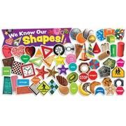 Teacher's Friend® Bulletin Board Set, Shapes in Photos