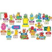 Teacher's Friend® Bulletin Board Set, Monsters At Work