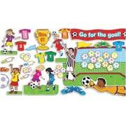 Teacher's Friend® Bulletin Board Set, Soccer Goals