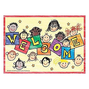 Top Notch Teacher Products® Welcome Postcard