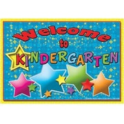 Top Notch Teacher Products® Welcome and Encourage To Kindergarten Postcard