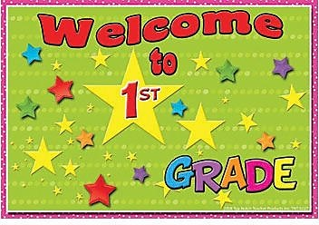 Top Notch Teacher Products® Welcome To First Grades Postcard