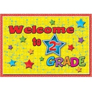 Top Notch Teacher Products® Welcome and Encourage To 2nd Grades Postcard