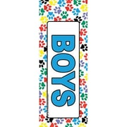 Top Notch Teacher Products® Hall Pass, Boys Paws