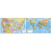 Globes Maps Flags Staples - Fort clatsop on map of us