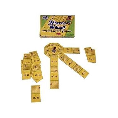 WCA Where's Wilson Game, Grade 3+ (WCA4523)