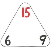 WCA The Original Triangle Flash Cards, Multiplication & Division, 20/PK, 3 PK/BD