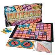 WCA Multifactor Game, Grades 3rd - 7th