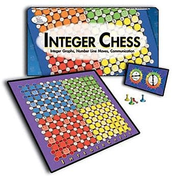 WCA Integer Chess Game, Grades 3rd+