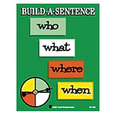 WCA Build a Sentence Game, Grades 1st - 5th