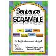 Wca Sentence Scramble Game, Grade 3+ (CRE6007)