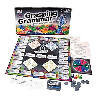 WCA Grasping Grammar Game, Grades 4th+