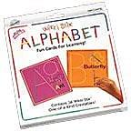 Wikki Stix Alphabet Card 687076